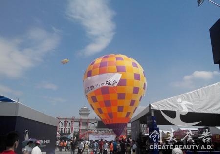 江西热气球