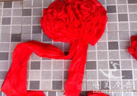 江西大红花