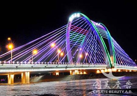 江西大桥亮化工程