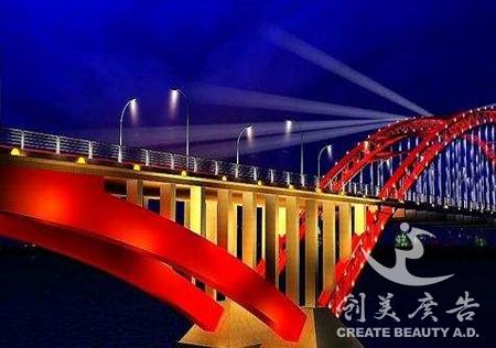 江西大桥亮化