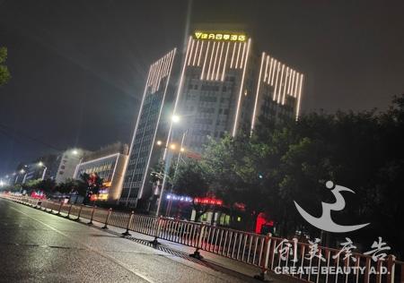江西酒店亮化